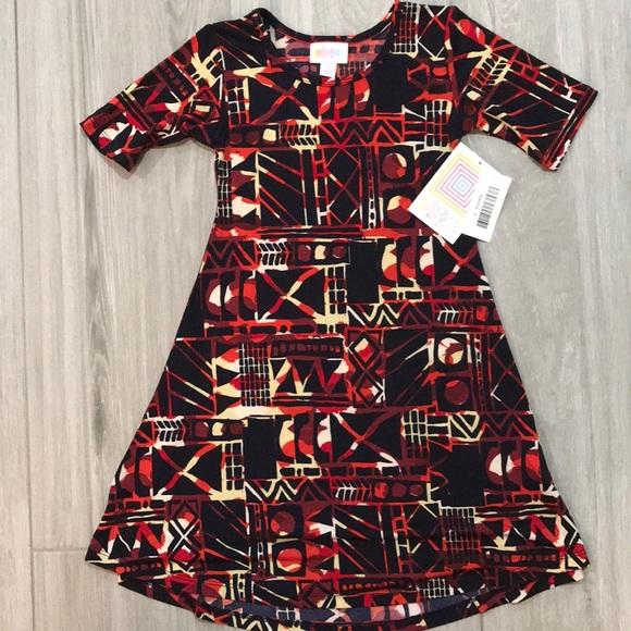LulaRoe Size 6 Dress